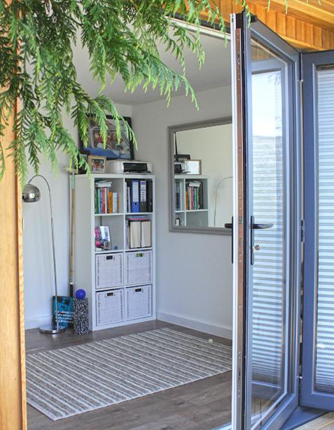 Garden studios devon creative garden buildings for Garden studio uk